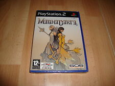 Magna carta Trilogy Sony PlayStation 2 PAL España precintado