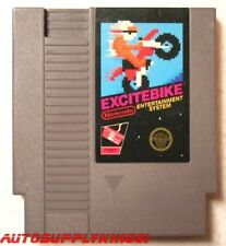 EXCITEBIKE (Nintendo Entertainment System NES, 1985) Authentic Game 100% Tested
