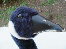 Vintage Puppet Plush Duck W / Moving Neck, For Preschool Daycare Sunday School