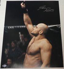 Bas Rutten Signed 16x20 Photo Beckett COA UFC 18 20 Pancrase IFL MMA Autograph 1