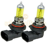 YELLOW XENON H10 FOG LIGHT BULBS TO FIT MODELS LISTED