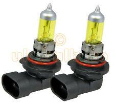 Amarillo Xenon H10 Niebla bombillas para los modelos listados