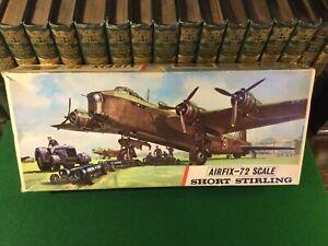 Airfix Short Stirling Vintage Kit