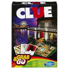 Cluedo Grab & Go Travel Version 8 Years Hasbro Gaming and Bg1