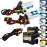 55W HID Xenon Headlight Conversion KIT Bulbs H1 H3 H4 H7 H11 9005 9006 880/881