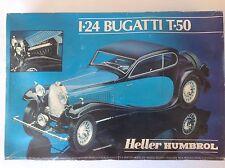 HELLER N° 80706: BUGATTI T 50 au 1/24.  NEUVE EN BOITE