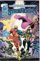 THE STRANGERS #1 ULTRA LIMITED EDITION Ultraverse Comic Book