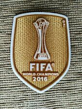 Parche Mundial Clubes 2016 Real Madrid Mundialito FIFA World Champions 2016 33cc5ea7a6c4b