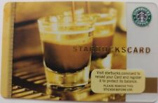 Starbucks Card Coffee as Art 2006 - Serial 6028 - Covered Pin - FREE SHIPPING