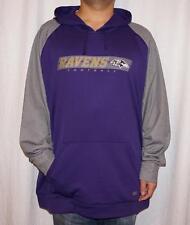 NWT Baltimore Ravens NFL Mens TX3 Warm Synthetic Performance Hoodie - 3XL