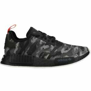 adidas Nmd_R1 Camouflage  Mens  Sneakers Shoes Casual   - Grey