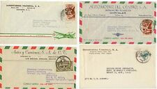 1940s Mexico Automobile Dealers covers to Chrysler Detroit Michigan