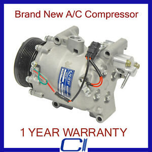 2006-2011 Honda Civic 2.0L Brand New A/C Compressor