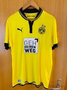 Borussia Dortmund Trikot XL Sondertrikot Geh deinen Weg BVB 09 Puma NEU