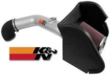 K&N 77 Series Air Intake System fits 2016-2017 Nissan Titan XD 5.0L V8 Diesel