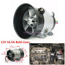 Professional Car Truck 35000 rpm Electric Turbine Power Turbo Charger Fan Boost
