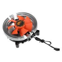 CPU Cooler Fan Radiator 12V Hydraulic Bearing Heatsink Fan PC Air Cooling UK