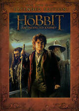 The Hobbit: An Unexpected Journey (DVD, 2014, 2-Disc Set, Extended Edition)