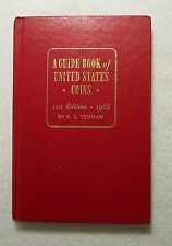 1968 Red Book A Guide Book of United States Coins Price Guide 21st Edition!
