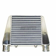 280mm x 280mm x 76mm Inlets on One Side Bar and Plate Aluminum Intercooler