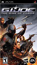 BRAND NEW Sealed G.I. Joe: The Rise of Cobra (Sony PSP, 2009)