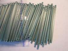 "K'Nex KNEX GREEN RODS METALLIC 5 1/8"" Replacement Parts LOT 300 FREE SHIPPING"