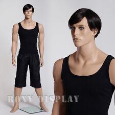 Fiberglass Male Display Mannequin Manikin Manequin Dummy Dress Form #MZ-Ed