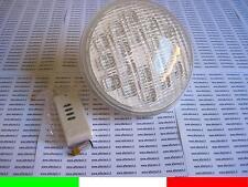 18x3w LAMPADA FARO LED PAR 56 RGB PER PISCINA POOL 54w = 4-300w 12v CAMBIACOLORE