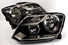 VW Amarok 2012- Halogen Headlights Front Lamps PAIR Left + Right