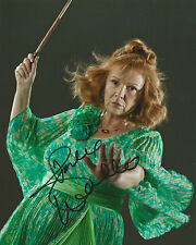 Julie Walters Signed 'Harry Potter' 10x8 Photo AFTAL
