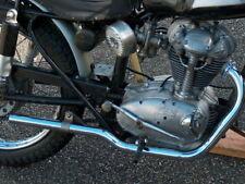 Ducati Single 250 Scrambler Exhaust Clamp bevel narrowcase 0601-84-250