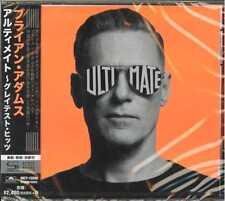 BRYAN ADAMS-ULTIMATE -GREATEST HITS-JAPAN SHM-CD F30