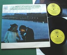 Late Night sons en stéréo Inc Cast your fate to the Wind + MST 23 2 x LP