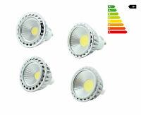 3W/4W/6W/9W COB LED Leuchtmittel Sockel GU10 MR16 Lampe Licht Strahler Spot NEU