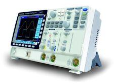 Gw Instek Gds 3352 Digital Storage Oscilloscope 350mhz 2 Channel Vpo Dso