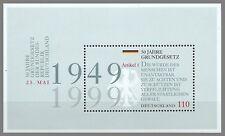BRD Bund Jahrgang 1999 Mi. 2050** Block 48 postfrisch