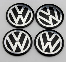 4x 56mm Auto Car Wheel Center Hub Cap Emblems Badge Stickers for Sports Racing