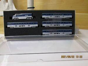 American Z Line AZL 7002 Amtrak West California F59 PHI