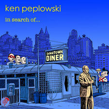 In Search Of... - Ken Peplowski (2011, CD NEU)