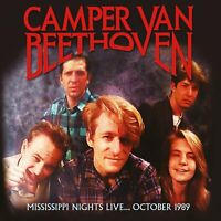Camper Van Beethoven - Mississippi Nights Live... October 1989 (2016)  2CD  NEW