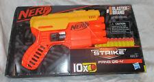 NERF Alpha Strike Fang QS-4 Soft Dart Blaster Gun NEW