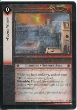 Lord Of The Rings CCG Foil Card MD 10.C85 Flames Within