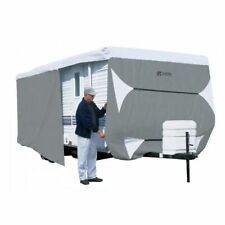 Classic Accessories Over Drive Polypro3 Deluxe Travel Trailer Cover Or Toy Ha
