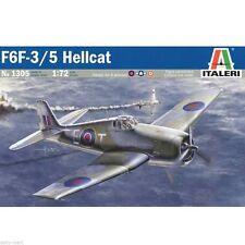 ITALERI 1/72 1305 F6F-3/5 HELLCAT Model Kit - FREE USA SHIPPING