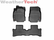 WeatherTech Floor Mats FloorLiner for Nissan Cube - 2009-2013 - Black