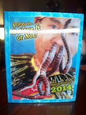RIPLEY'S BELIEVE IT OR NOT SPECIAL EDITION 2014