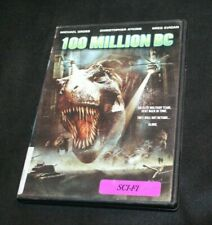 100 Million Bc - Science Fiction Fantasy Film on Dvd (2008)