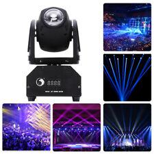 Mini Stage Lighting Beam LED Moving Head DMX Spotlight RGBW Disco DJ Party Light