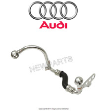 NEW Audi A4 Quattro 05-09 Water Hose/Line for Turbo GENUINE 06D 121 497 A
