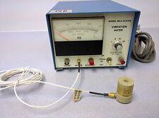 Model  381A System  Vibration Meter